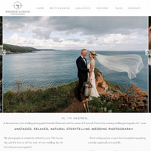 Wedding Photographer from Cornwall
