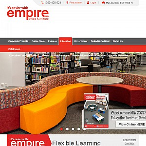 Massive Range of Educational Furniture