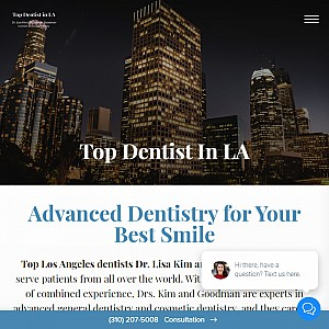 Top Dentist in LA